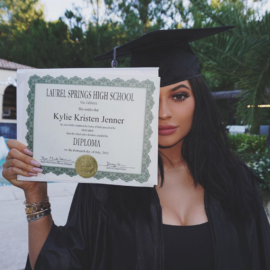 Successful celebrity graduates: The top five